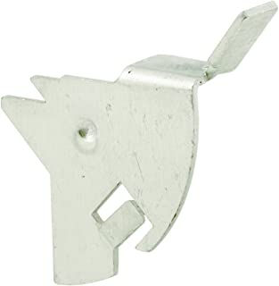 Prime-Line Products PL 14674 Knife Latches Left Hand, Mill,(Pack of 25)