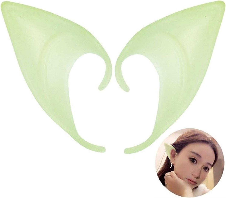 1 Pair of Nashville-Davidson Mall Latex Elf Ears and Vampire price Fa Dress Up Teeth