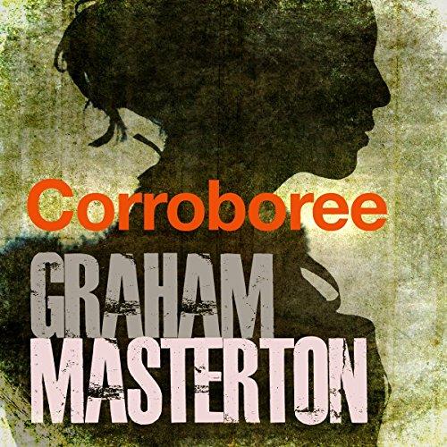 Corroboree  audiobook cover art