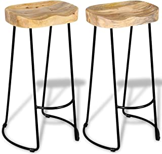 Tabouret De Bar Amazon.Amazon Fr Tabouret De Bar Vidaxl
