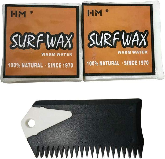 UPSURF Surf Wax Set Fin Wax Comb Surfboard Wax