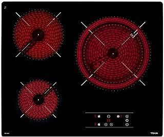 comprar comparacion Teka | Placa de Vitrocerámica | Modelo TB6315 | 3 zonas Touch Control | 60CM