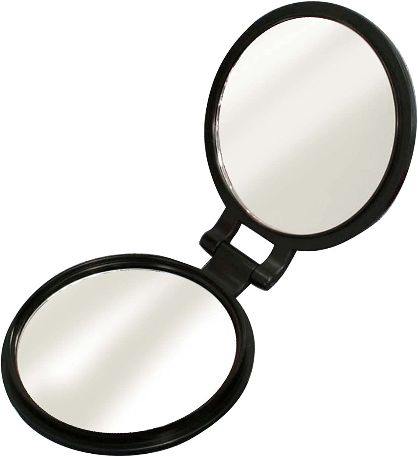 DoubleSided Compact Mirror (10x Magnifying Glass with) YL10