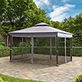 Best Easy Up Canopies - Sunjoy 110109015 Original Replacement Canopy for A+R Easy Review