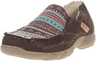 ROPER Womens Johnnie Driving Style Loafer