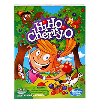 HiHo! Cherry-O Game New