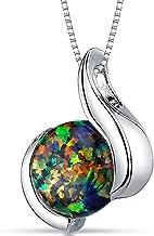 australian opal necklace