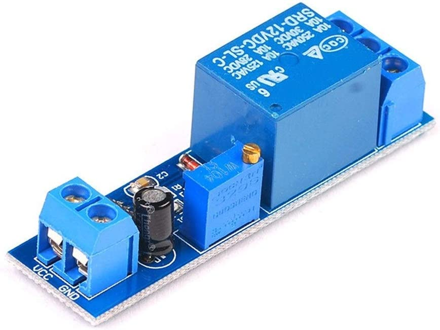 WEWINMON LHS NE555 Dallas Mall Price reduction Time Delay Switch Del Relay Module Monostable