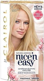 [Nice'n Easy] クレイロール素敵な「N簡単超軽量ブロンド11ヘアダイ - Clairol Nice 'N Easy Ultra Light Blonde 11 Hair Dye [並行輸入品]