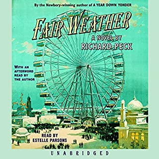 Fair Weather audiobook cover art