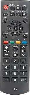 Best New N2QAYB000820 Replace Remote Control fit for Panasonic Viera LCD LED Plasma TV TC-32A400U TC-39A400U TC-40A420U TC-50A400U TH-50LRU60 TC-L32B6X Tc-l39b6x Tc-32b6p Tc-l39b6p TC-32LB64 TC-L39B6 Review