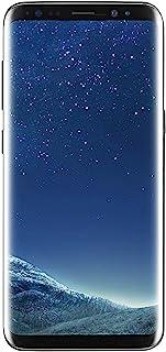 "Samsung Galaxy S8 64GB Phone- 5.8"" display - T-Mobile Unlocked (Midnight Black)"