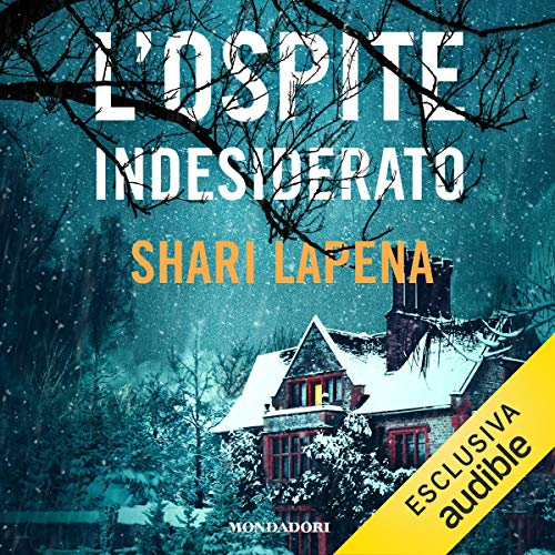 L'ospite indesiderato  By  cover art