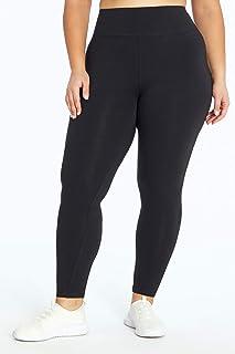 Women's Plus Size Butt Booster Ankle Legging