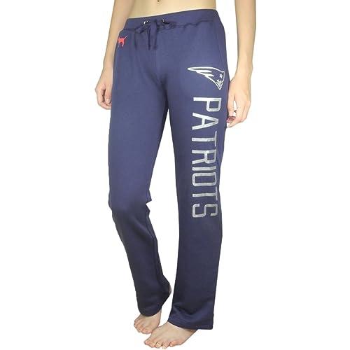 Victoria s Secret Pink Womens New England Patriots Pajama Pants 7fca5e8aa