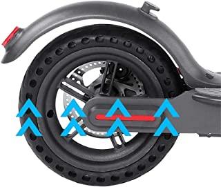 GAGAMO Wheel Hub and Explosion-Proof Tire Set Replacement for Electric Scooter Xiaomi Mijia M365 Black 1 Peice