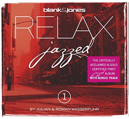 Julian & Roman Wasserfuhr: Relax Jazzed 1 (Incl.Bonustrack) (Audio CD (Limited Edition))