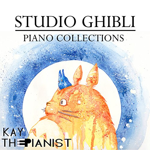 Studio Ghibli Piano Collections