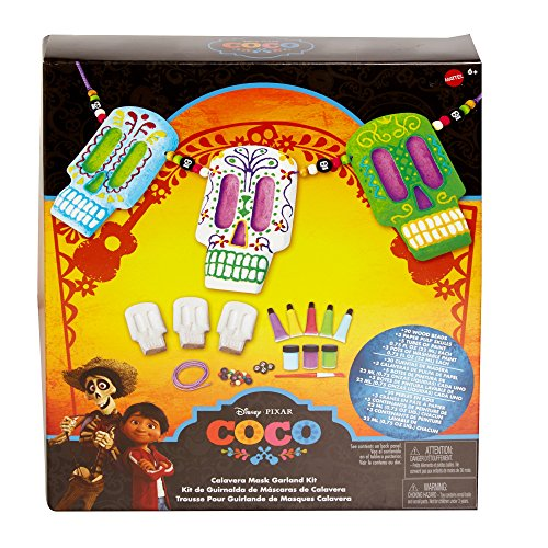 Disney / Pixar Coco Calavera Mask Garland Kit