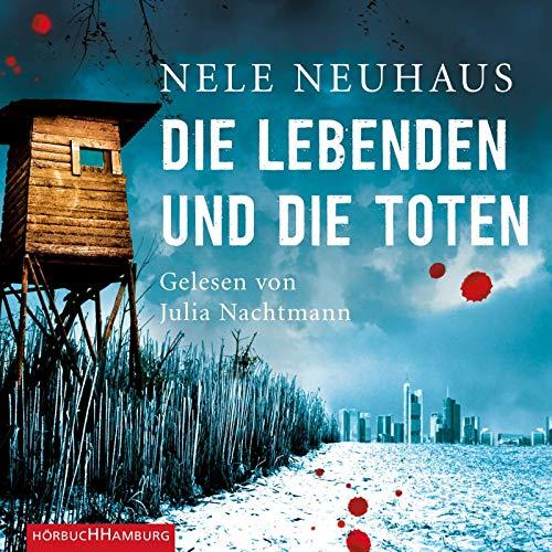Die Lebenden und die Toten: 8 CDs (Ein Bodenstein-Kirchhoff-Krimi)