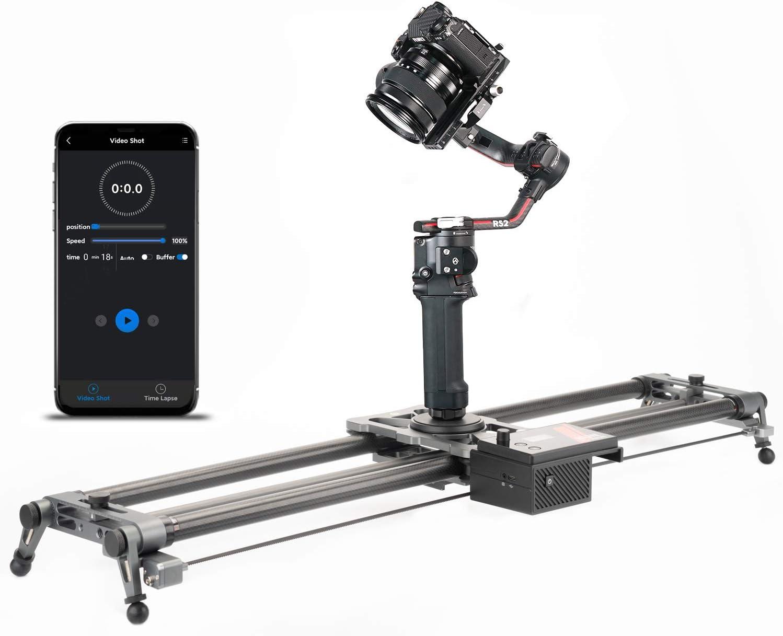 YC Onion Control Deslizante de cámara motorizado 100 cm/40