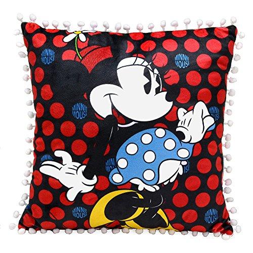 Almofada Disney Minnie Mouse 40x40cm