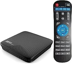 Docooler MECOOL M8S PRO L Smart Android TV Box Android 7.1 Amlogic S912 Octa-core 64 Bit 3GB / 16GB VP9 H.265 UHD 4K HDR10 Mini PC 2.4G & 5G WiFi LAN Airplay Miracast BT 4.1+HS HD Media Player US Plug