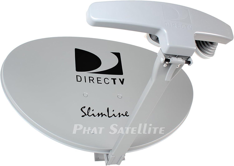 Directv Five LNB Ka ku Slim Line Mpeg-4 C Dish for Max 71% OFF Hd Antenna Sacramento Mall Pr