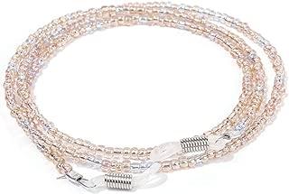 Eyeglass Chain for Women | Beaded Eyeglass Strap | Glasses Holder Around Neck