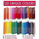 Zoom IMG-1 set di 120 matite colorate