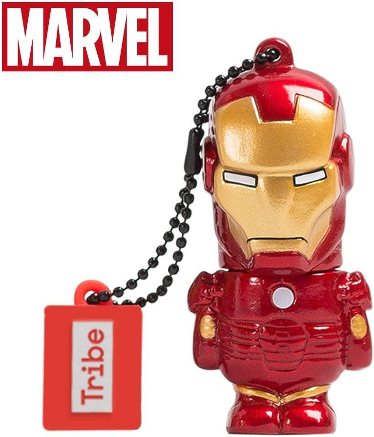 USB stick 32 GB Iron Man - Original Marvel 2.0 Flash Drive, Tribe FD016704