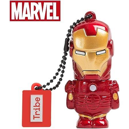 Usb Stick 32 Gb Iron Man Speicherstick Memory Stick Computer Zubehör