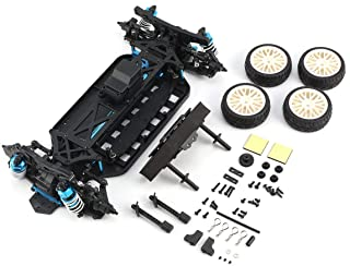 Pandamama LRP S10 Blast TC 2 Clubracer Non-RTR with Wheel Tires and Body - 1/10 4WD Electric Touring Car DIY Accessories Component