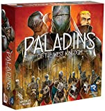 Paladins of The West Kingdom Strategy Board Game, 1-4 Players, Ages 12 and Up, 90-120 Min Play Time, Most Victory Points Win, Build Outposts, Fortifications, Commission Monks, & Confront Outsiders