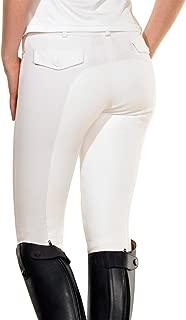 Pantaloni da Equitazione da Donna in Silicone HKM 10731 Hickstead Zoe