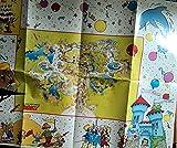 Astérix - Grosjean 1993 - Village Astérix - Abraracourcix/Obélix - lot de 2