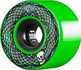 Powell Peralta Skateboard-Räder, 69 mm, 75A, Grün
