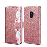 EYZUTAK Rose Floral Pattern Case for Samsung Galaxy J6