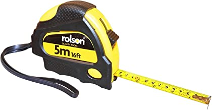 Rolson 50535 5m x 19mm Measure Tape