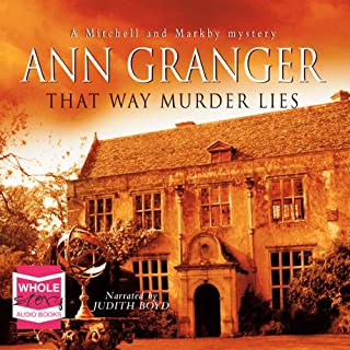 That Way Murder Lies audiobook cover art