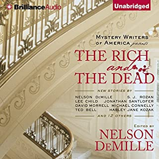 The Rich and the Dead cover art