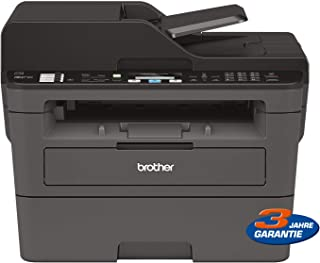 Brother MFCL2710DW - Impresora multifunción láser monocromo con fax e impresión dúplex 30 ppm ,gris