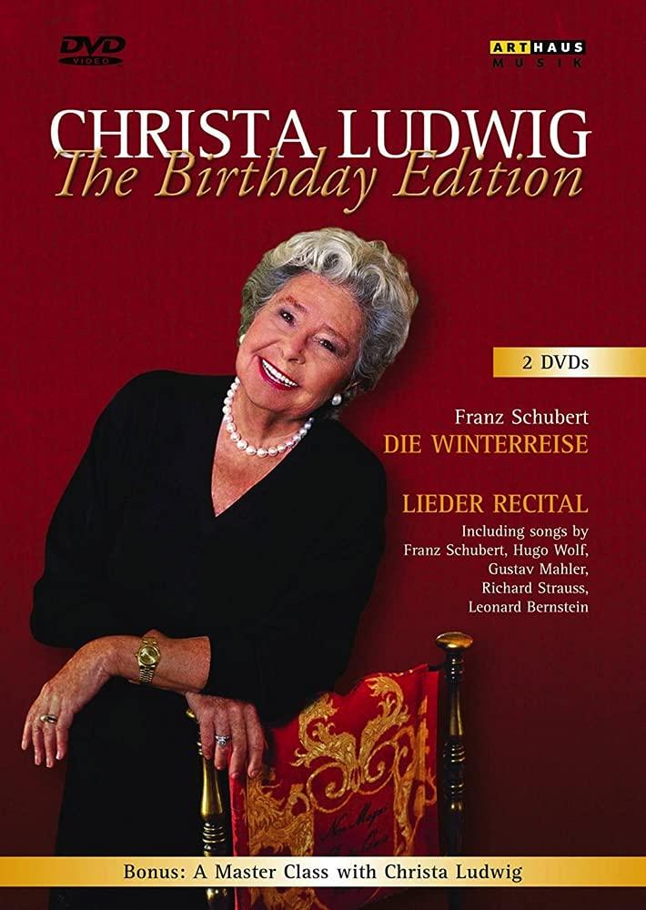 Strauss Richard - Christa The Ludwig: Max 64% OFF Max 68% OFF Birthday Edition