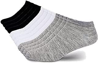 I&S Women's 12 Pack Low Cut No Show Athletic Socks - Women's Socks Size 9-11 (Set of 12
