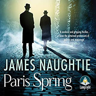 Paris Spring cover art