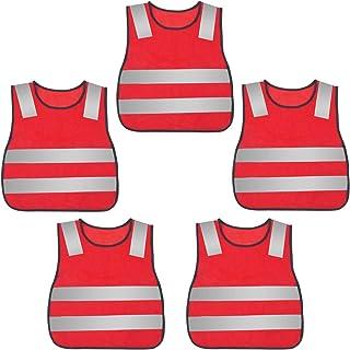 Suchergebnis Auf Für Warnweste Kinder Rot Bekleidung