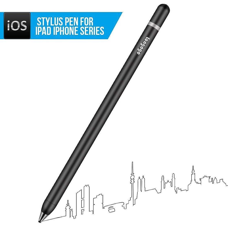 Stylus Pen for iPad - Rechargeable Capacitive Stylus Pen for Touch Screens, Digital Stylus Pen for iPad Pro/iPad Mini/iPad Air/iPhone Series, No Need Pairing