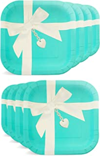 Havercamp Favorite Blue Box Tiffanesque 9