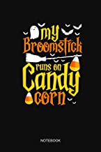 Candy Corn Halloween Candy Squad Notebook: Notebook Planner, Daily Planner Journal, To Do List Notebook, Daily Organizer