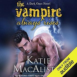 The Vampire Always Rises audiobook cover art